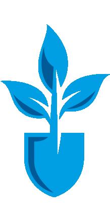 LDSA - Découpe jet d'eau haute pression - Icones - logo-ldsa-arbre-plantation 03